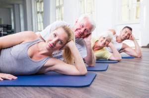 Qi Gong - Yoga - Pilates unterstützen die Entschlackung beim Fasten