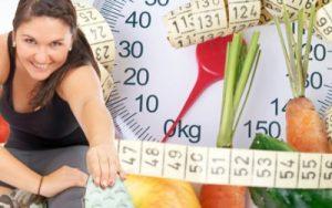 Basische Balance und Gewichtsreduktion