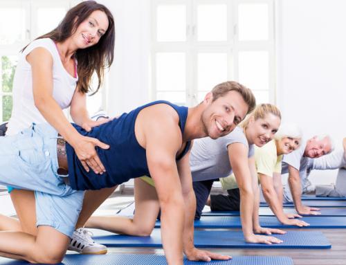 Fasten mit Yoga, Pilates, Qi Gong