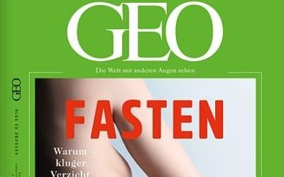 Geo: Die Heilkraft des Fastens