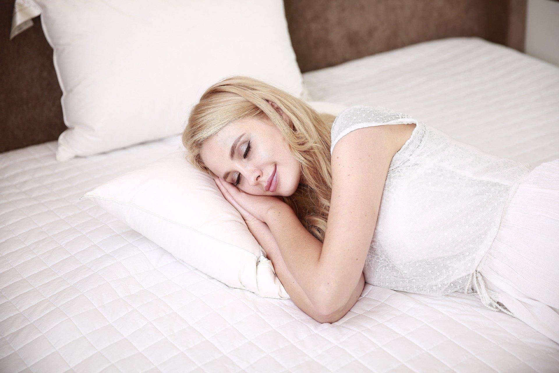 Fasten Schlaf